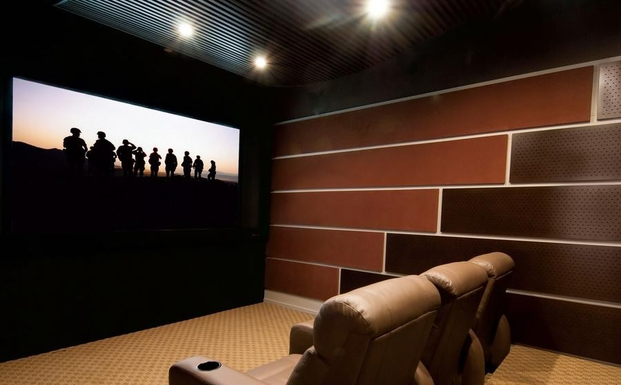 Discreet Home Theater Speakers Provide Top-Notch Audio