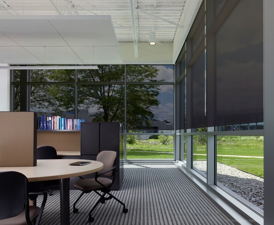 Elevate Your Workspace with Lutron Lighting