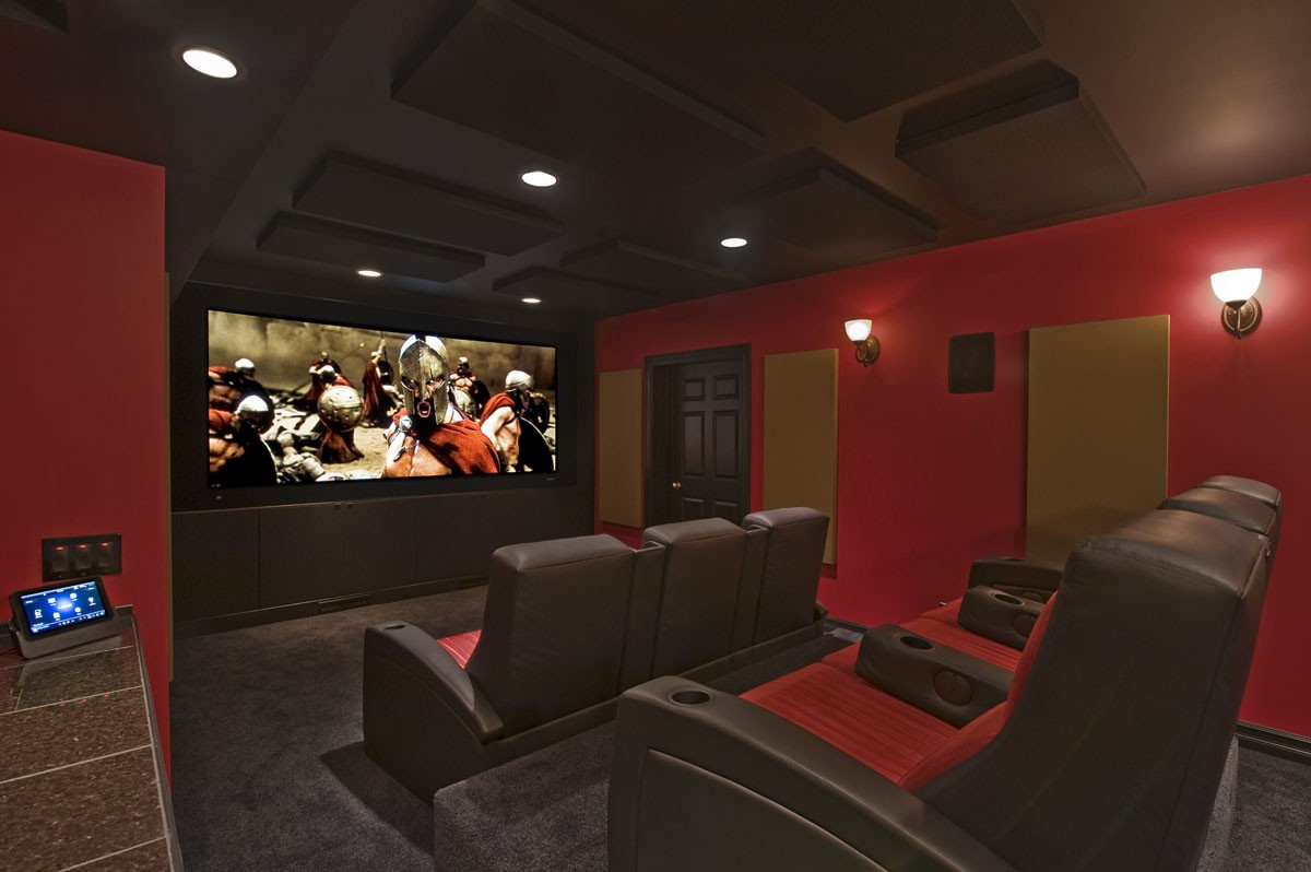 The Key to a Great Dedicated Home Theater Design